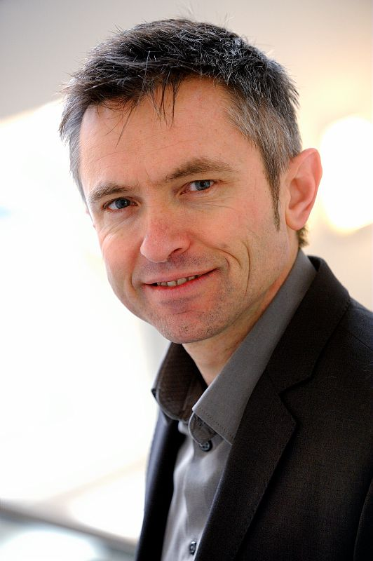 Portrait de Gilles Garel