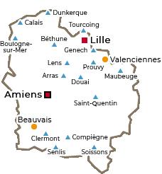Le Cnam en Hauts-de-France