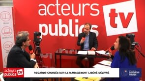 Vidéo Madina Rival : Le management libéré et altruiste peut-il infuser dans le secteur public